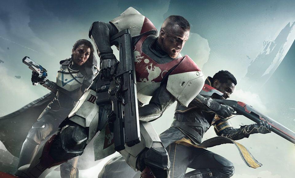 Trailer láká k obraně země v Destiny 2