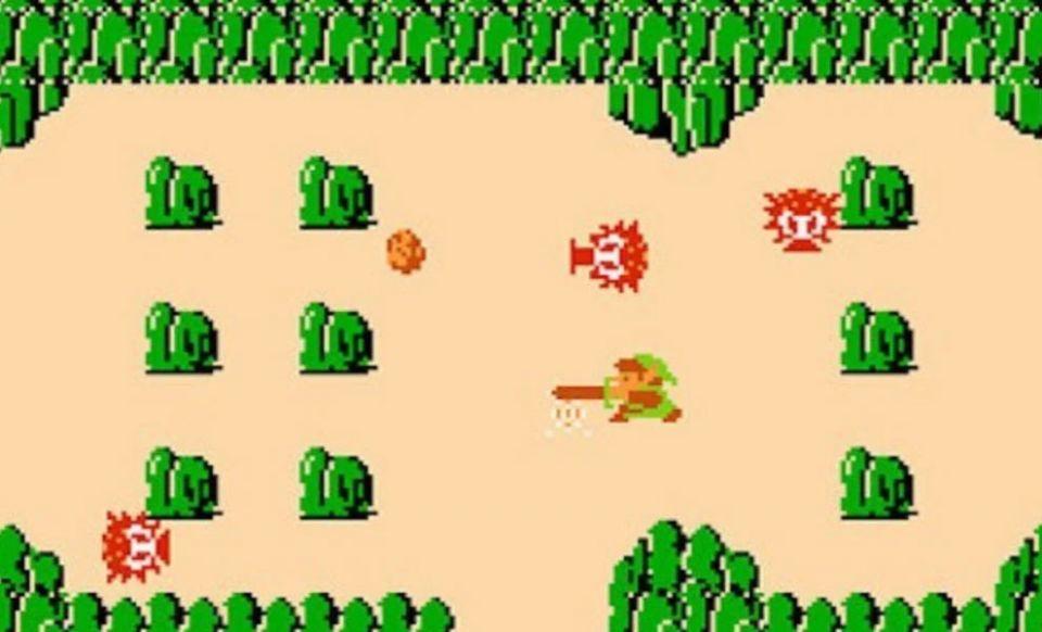 The Legend of Zelda vyšlo před 35 lety