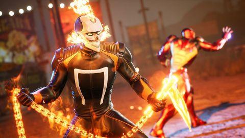 Marvel's Midnight Suns předvádí první záběry ze hry. Na své si přijdou nadšenci do kartiček