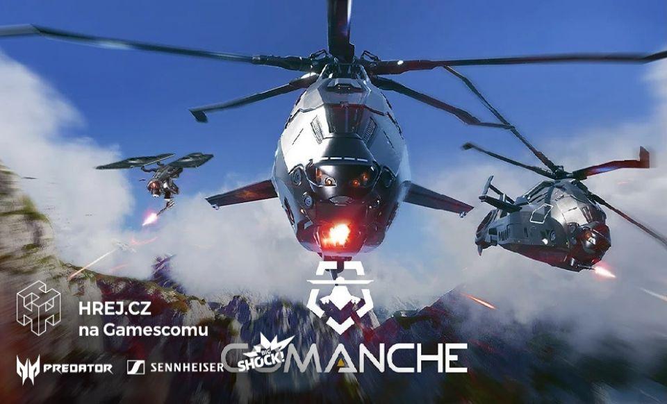 THQ přívádí ze záhrobí sérii Comanche