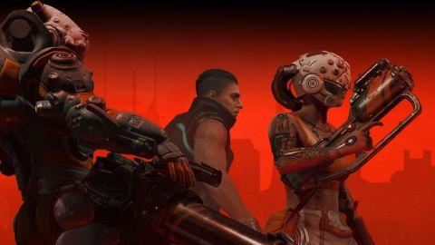 Autoři střílečky The Ascent slibují uvěřitelný kyberpunkový svět a poctivou akci až pro čtyři hráče