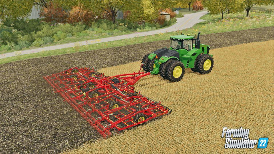 Farming Simulator 22 představuje novinky. Ve výrobních procesech budou hráči produkovat třeba koláče