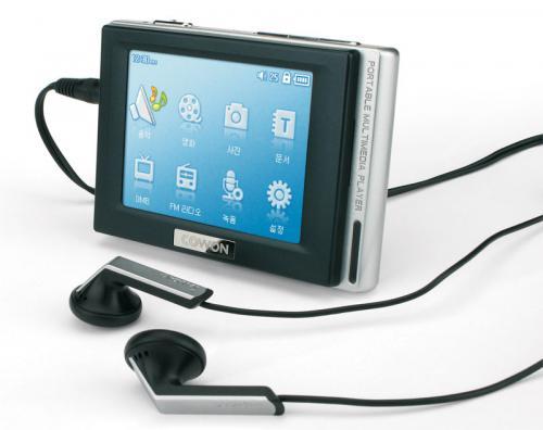 iAudio D2 – MP4 přehrávač snů?