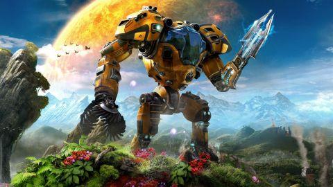 Autoři survivalu The Riftbreaker oznámili termín vydání, kolonizace planety Galatea 37 začne příští měsíc