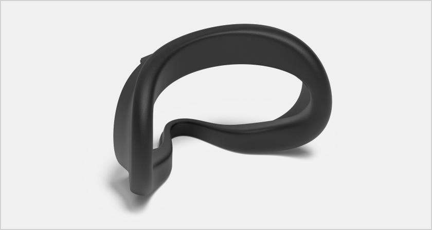 Problém má řešit tato silikonová vložka, která překryje původní pěnovou výplň