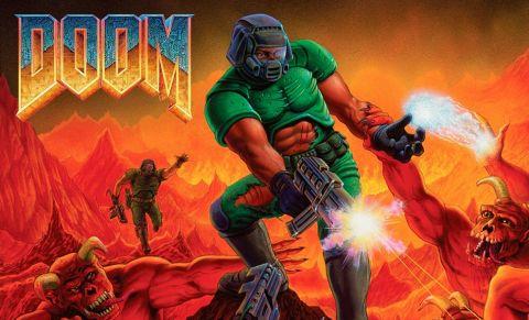 Doom už jde hrát i na… Twitteru!