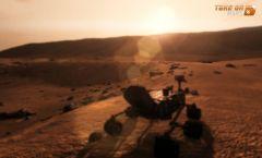 Beta Take On Mars se spustí v červenci