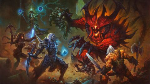 Diablo Immortal vyjde až vpříštím roce