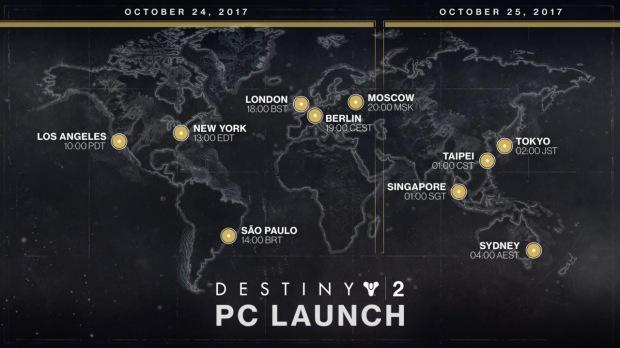 Bungie sdílí HW nároky PC verze Destiny