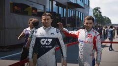 Trailer pro F1 2021 slibuje dramatickou příběhovou kampaň