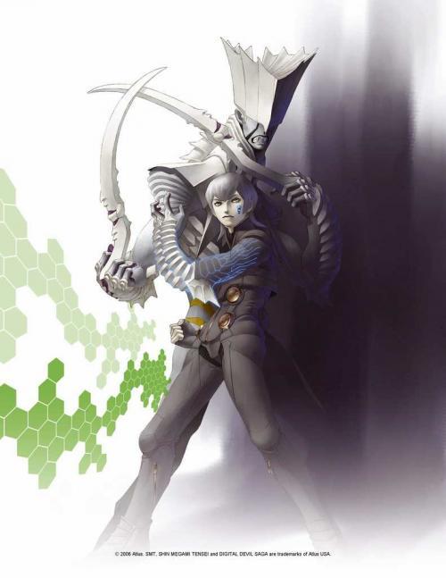 Shin Megami Tensei: Digital Devil Saga