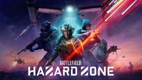 Došlo na oficiální představení režimu Hazard Zone pro Battlefield 2042