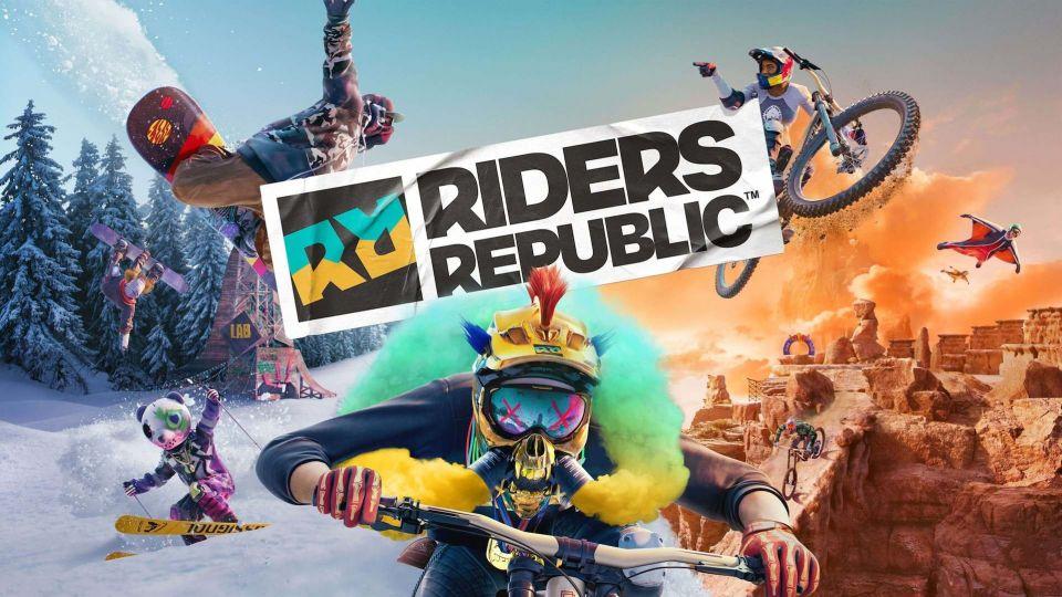 Riders Republic se v novém traileru pořádně odvázalo. Vyjde 2. září