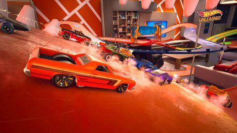 Recenze Hot Wheels Unleashed, arkádové závodní nirvány