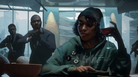 Sundance je první nebinárním operátorem v sérii Battlefield