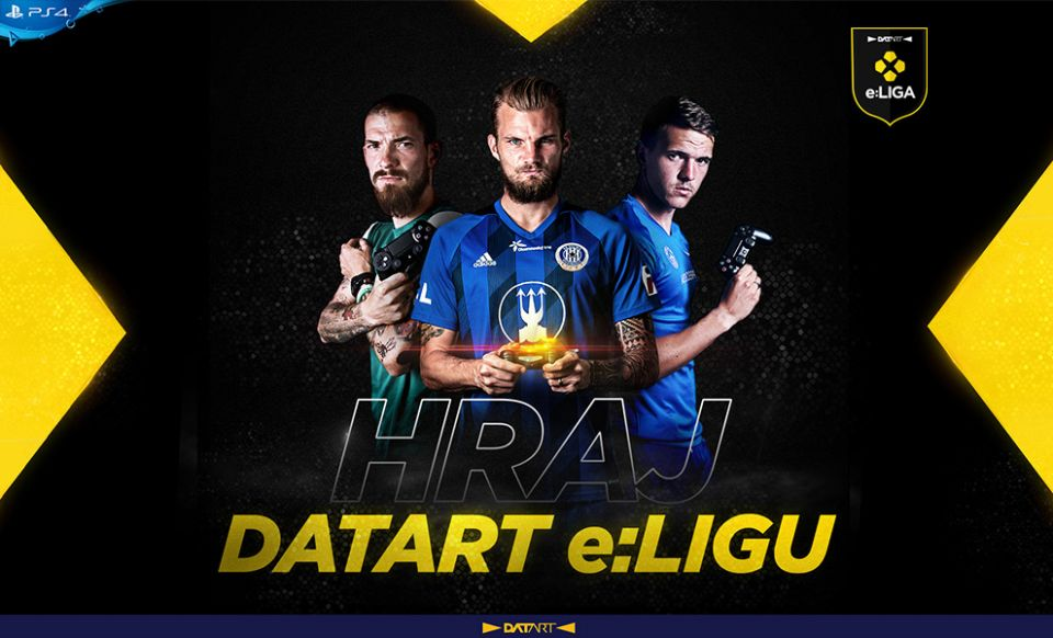 Reprezentuj prvoligový fotbalový tým ve FIFA 20. Datart e:Liga píše historii!