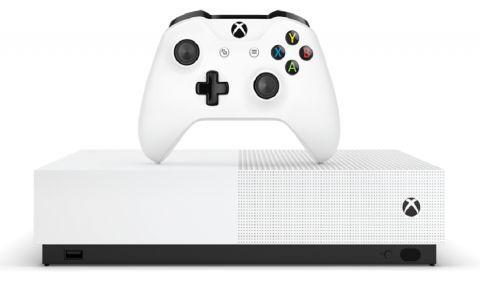 Microsoft oficiálně odhalil All-Digital Xbox