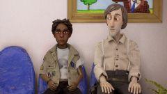 Harold Halibut stojí na pomezí stop-motion filmu a videohry