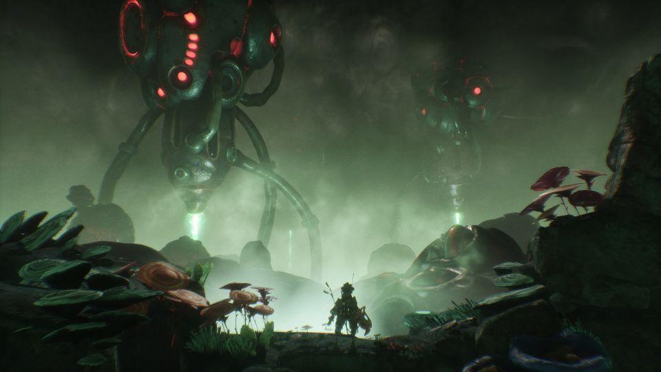 The Gunk se připomíná gameplay ukázkou. Ulepené dobrodružství vyjde ještě letos