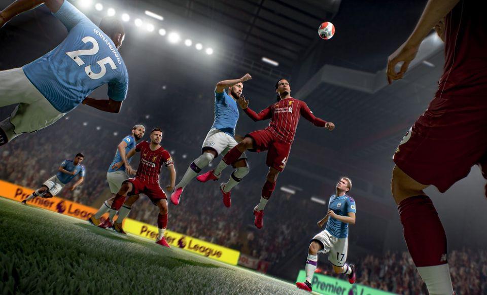 EA si patentovala technologii vytvářející modely postav z fotek nebo videí