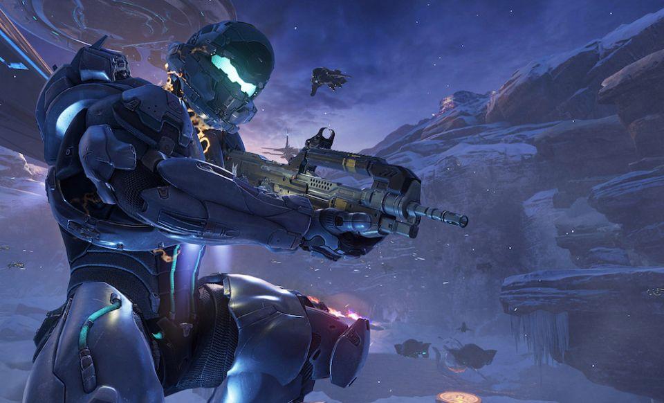 Halo 5 v prodejích zaostává za předchůdci