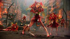 Recenze Scarlet Nexus, kyberpunkového postapo nářezu