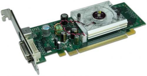 Od GeForce 7300 po miniaturní pevný disk
