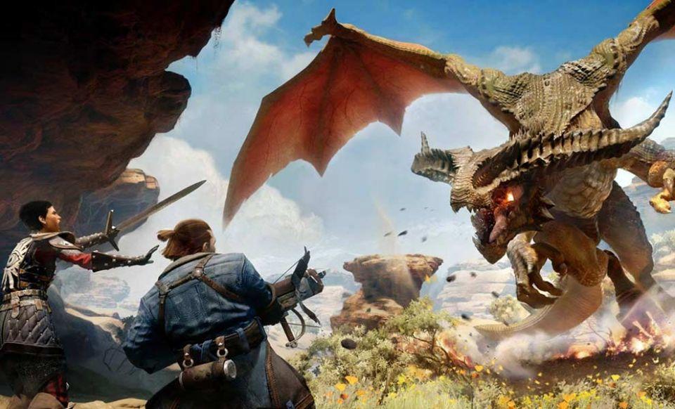 Netflix prý pracuje na seriálu ze světa Dragon Age