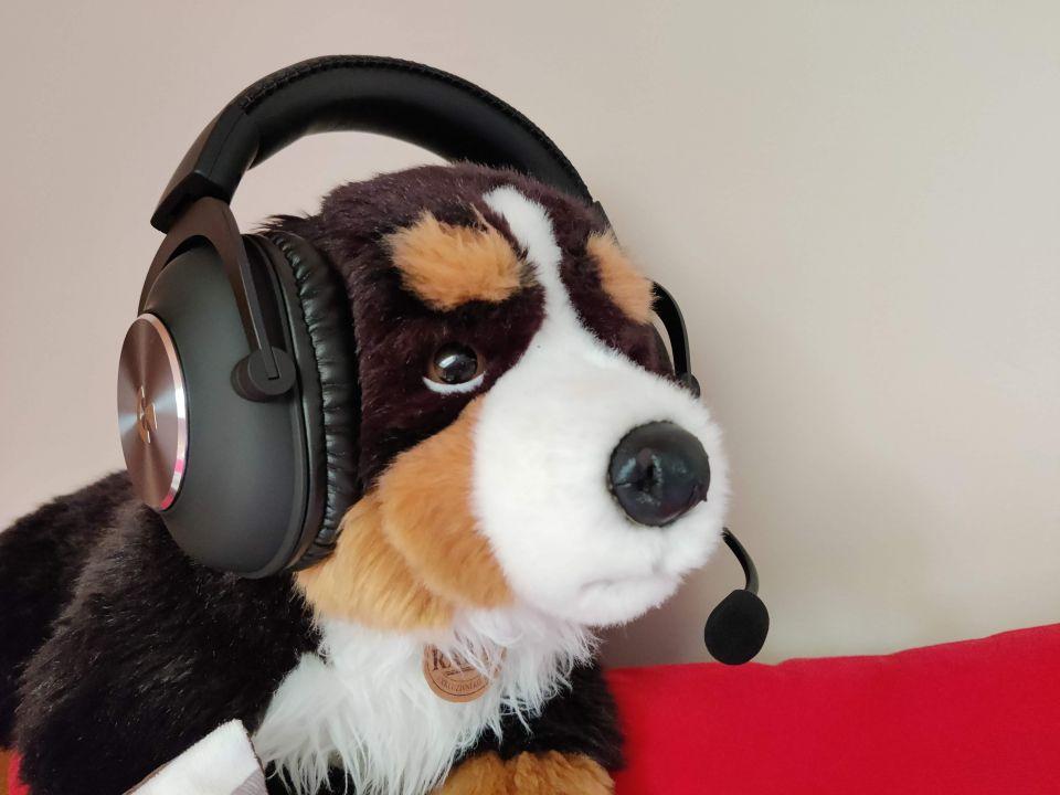 Vyhlášení soutěže o sluchátka Logitech G Pro X