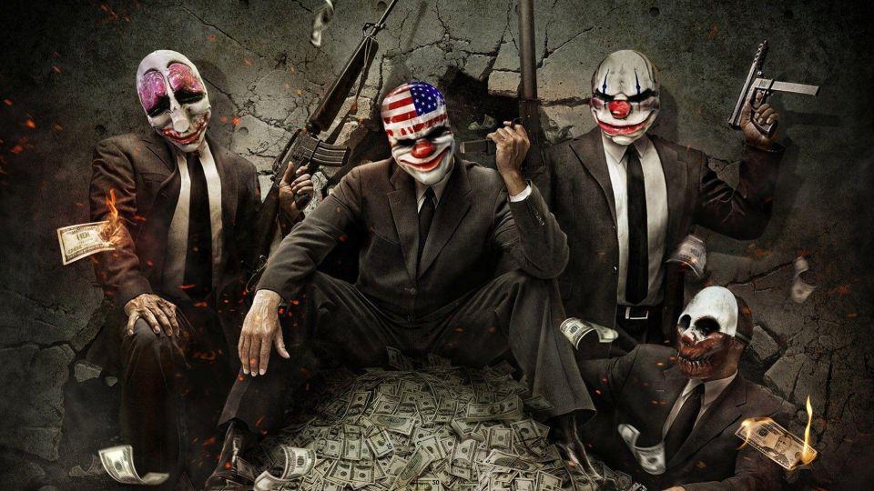 Pokračování zločinecké série Payday se ukázalo v prvním obrázku