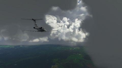 Microsoft Flight Simulator se dočká výrazné optimalizace. Rozdíl má být opravdu markantní