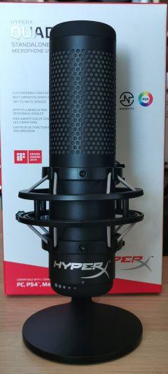 HyperX Quadcast S