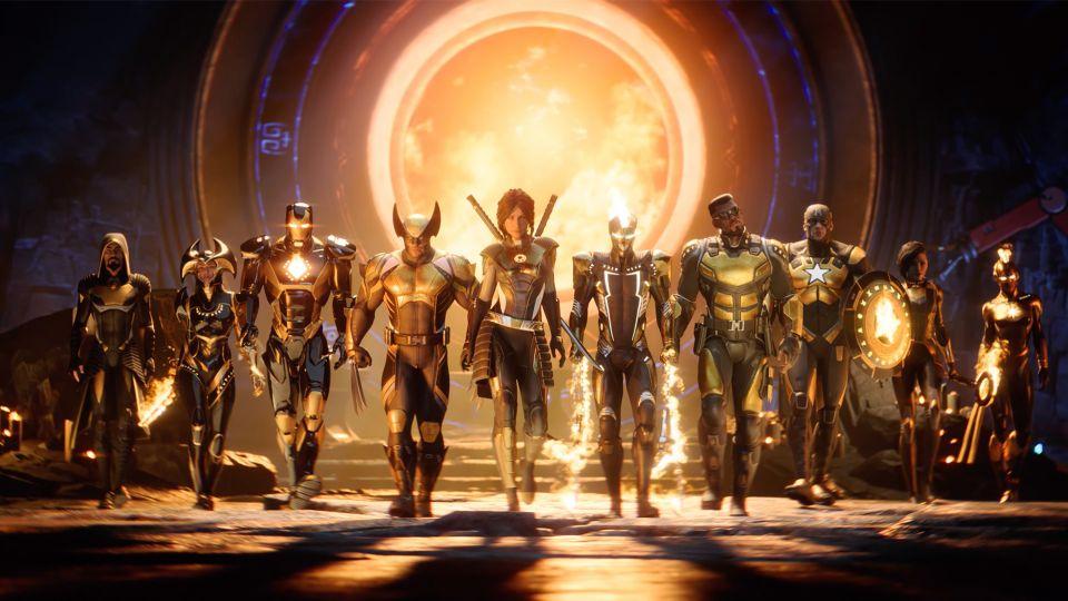 Tvůrci série XCOM představili taktické RPG Marvel's Midnight Suns