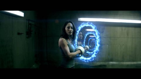 Práce na filmu Portal stále pokračují. J.J. Abrams tvrdí, že vzniká scénář