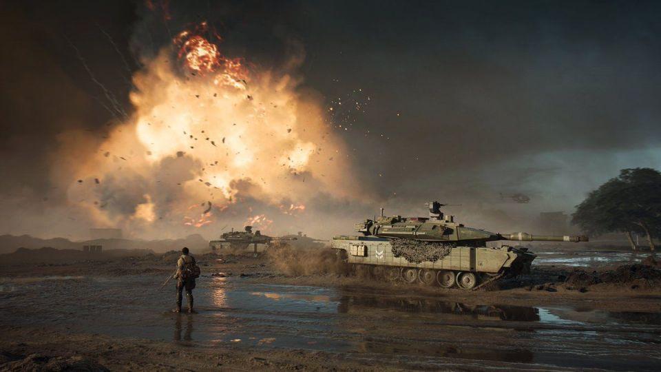 Build bety Battlefieldu údajně nebyl tak starý, jak tvrdilo DICE. Studio se podle všeho potýká s problémy