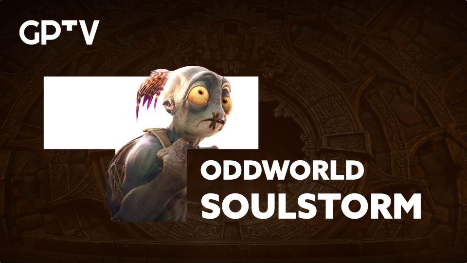 Recenze Oddworld: Soulstorm a soutěžte o Xbox Series S v nejnovější GPTV!