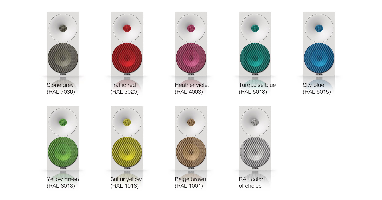 amphion color choices