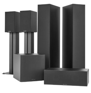 Bowers & Wilkins 600 Series Anniversary Edition System