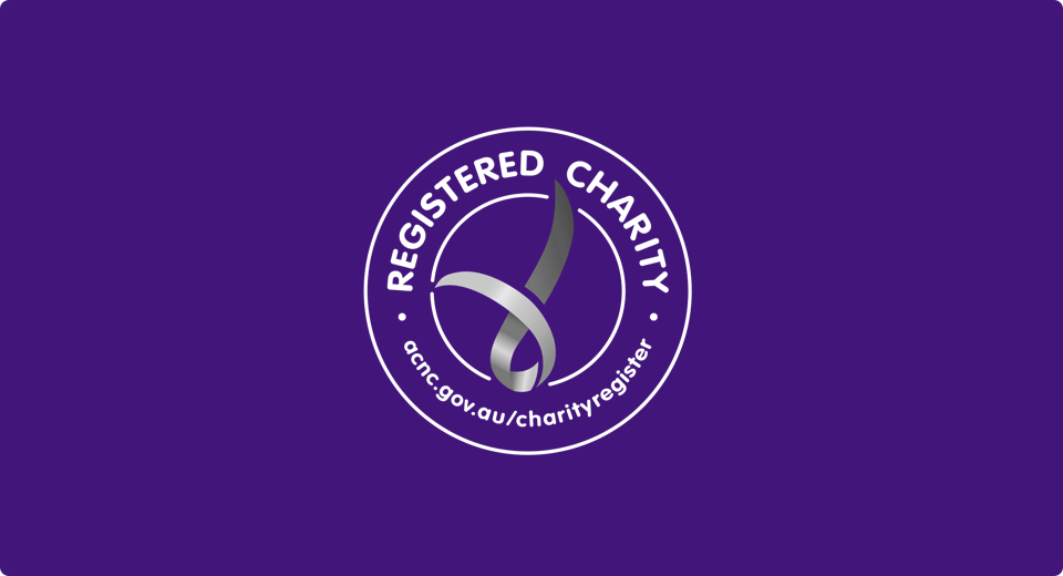 Registered charity certificate