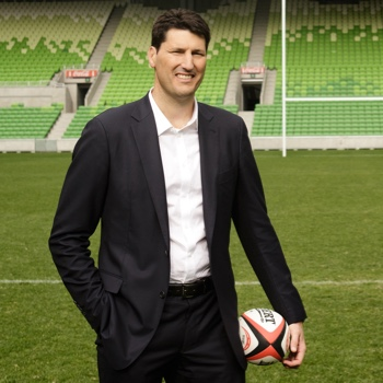 Picture of the Ambassador John Eales