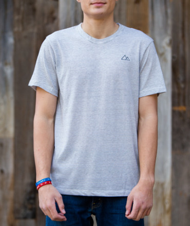 Mountain Pocket Tee