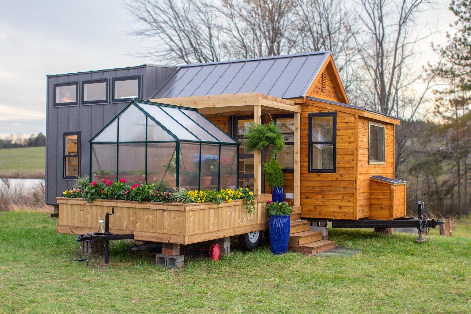 The Elsa Karya Olive Nest Tiny Homes