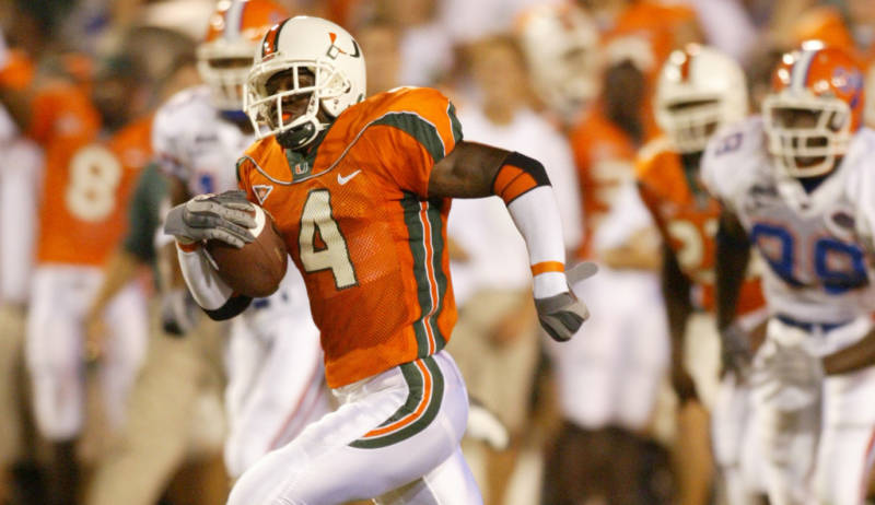 Devin Hester vs. Florida