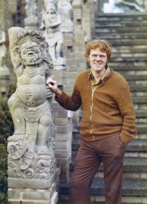 Peter in 1975