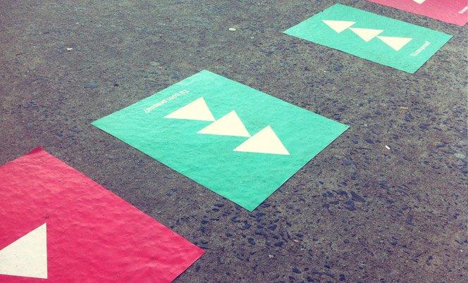 Como uma ideia simples pode melhorar a vida dos pedestres de uma grande cidade