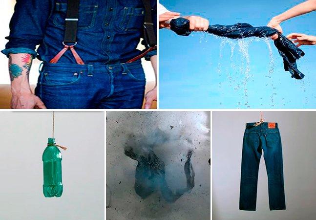 Para provar que a moda pode ser sustentável, marca lança projetos de roupas pensando no meio ambiente
