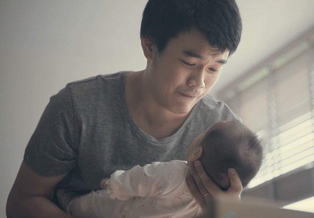 Campanha mostra porque a tecnologia não pode substituir o amor dos pais