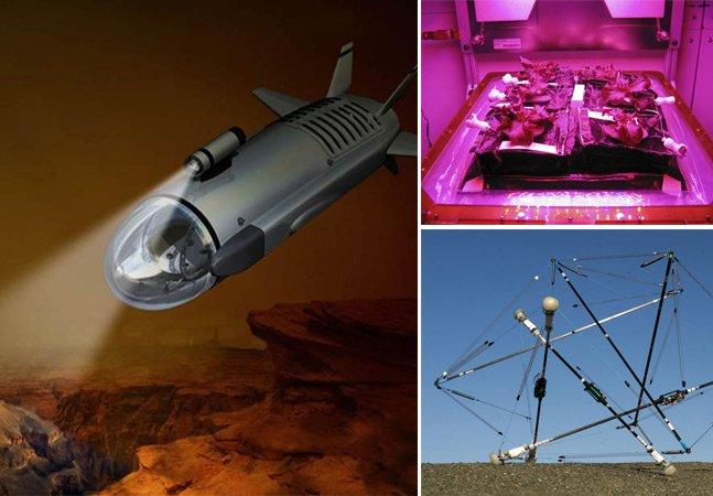 8 projetos inovadores que estão sendo desenvolvidos pela NASA