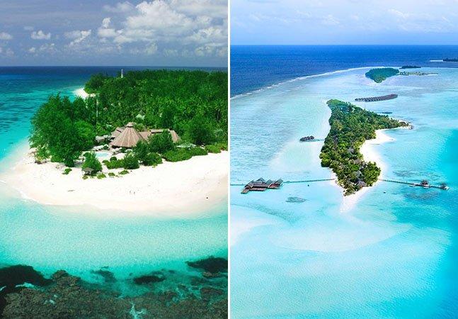 Cinco ilhas para visitar antes que elas sumam do mapa