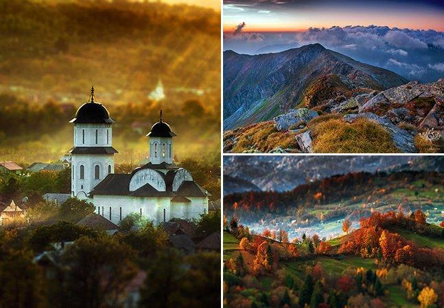 Fotógrafo mostra porque você deveria visitar a Romênia o quanto antes